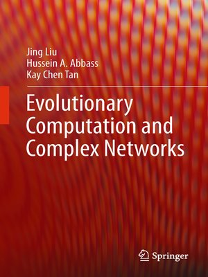 cover image of Evolutionary Computation and Complex Networks