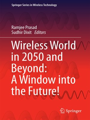 cover image of Wireless World in 2050 and Beyond