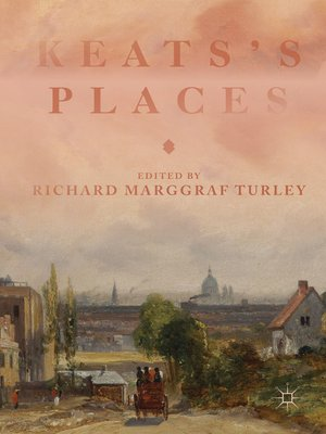 cover image of Keats's Places