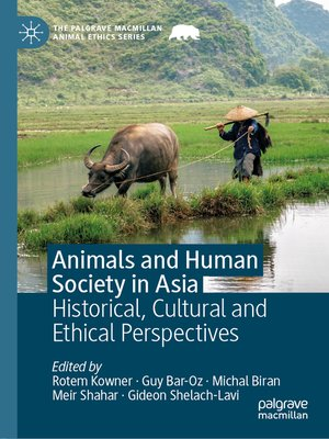cover image of Animals and Human Society in Asia