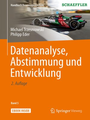cover image of Datenanalyse, Abstimmung und Entwicklung