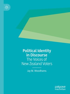 cover image of Political Identity in Discourse