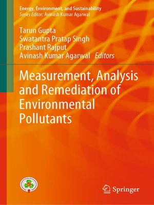 cover image of Measurement, Analysis and Remediation of Environmental Pollutants