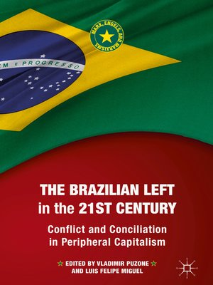 cover image of The Brazilian Left in the 21st Century
