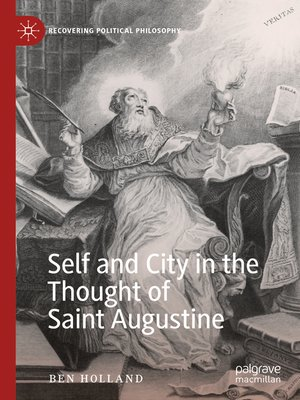 cover image of Self and City in the Thought of Saint Augustine