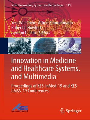 cover image of Innovation in Medicine and Healthcare Systems, and Multimedia