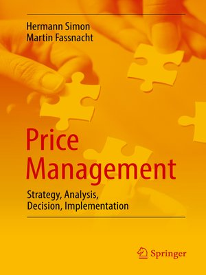 cover image of Price Management