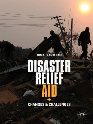 cover image of Disaster Relief Aid