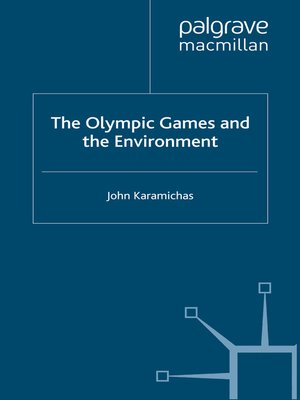 cover image of The Olympic Games and the Environment