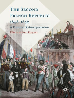 cover image of The Second French Republic 1848-1852