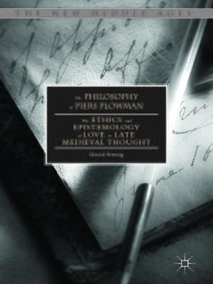 cover image of The Philosophy of Piers Plowman
