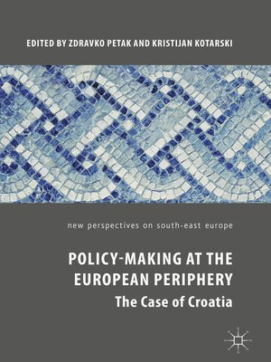 cover image of Policy-Making at the European Periphery