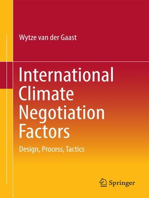cover image of International Climate Negotiation Factors