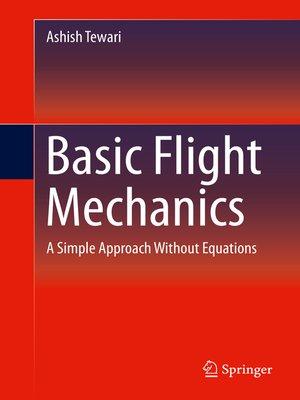 cover image of Basic Flight Mechanics