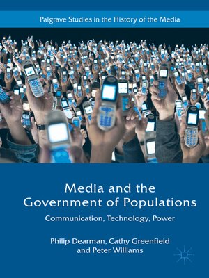 cover image of Media and the Government of Populations