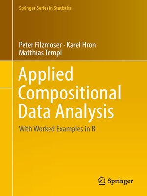 cover image of Applied Compositional Data Analysis