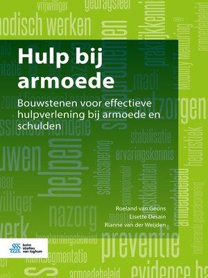 cover image of Hulp bij armoede