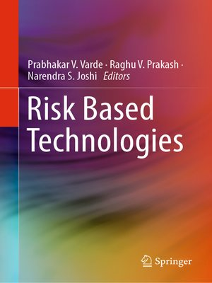 cover image of Risk Based Technologies