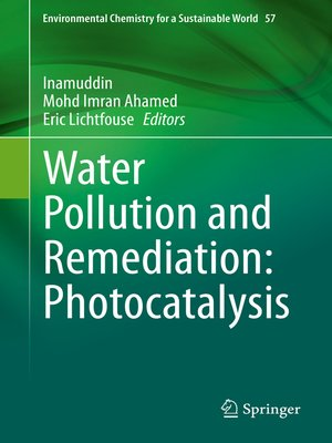 cover image of Water Pollution and Remediation