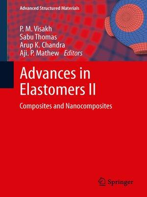 cover image of Advances in Elastomers II