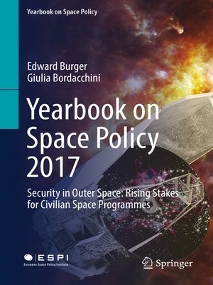 cover image of Yearbook on Space Policy 2017