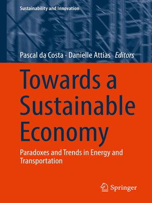cover image of Towards a Sustainable Economy