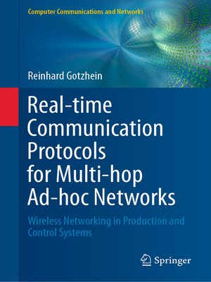 cover image of Real-time Communication Protocols for Multi-hop Ad-hoc Networks
