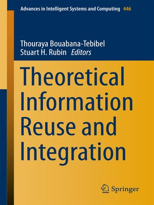 cover image of Theoretical Information Reuse and Integration