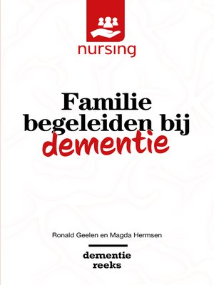 cover image of Familie begeleiden bij dementie