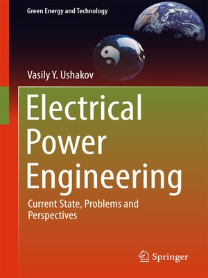 cover image of Electrical Power Engineering