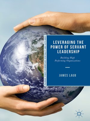 cover image of Leveraging the Power of Servant Leadership