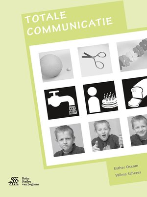 cover image of Totale communicatie