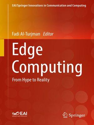 cover image of Edge Computing