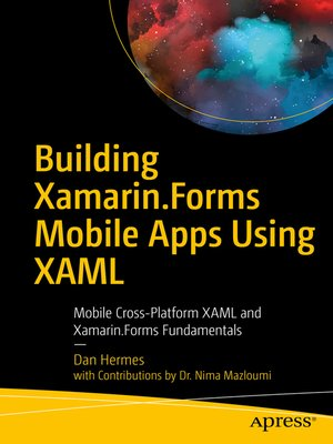 cover image of Building Xamarin.Forms Mobile Apps Using XAML