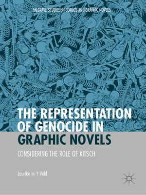 cover image of The Representation of Genocide in Graphic Novels