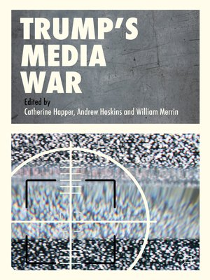 cover image of Trump's Media War