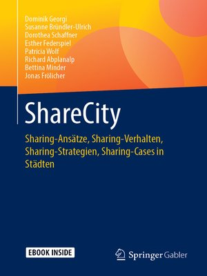 cover image of ShareCity