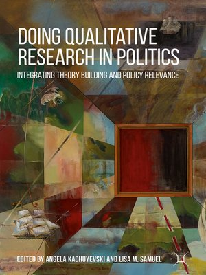 cover image of Doing Qualitative Research in Politics