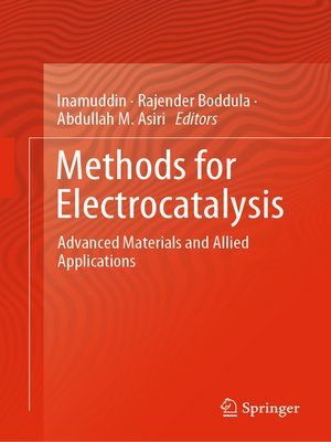 cover image of Methods for Electrocatalysis