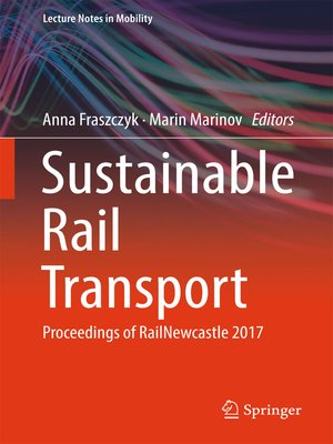 cover image of Sustainable Rail Transport
