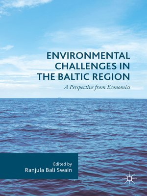 cover image of Environmental Challenges in the Baltic Region