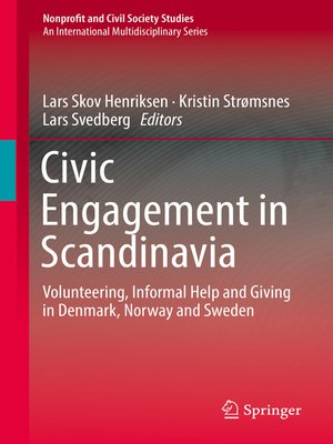 cover image of Civic Engagement in Scandinavia