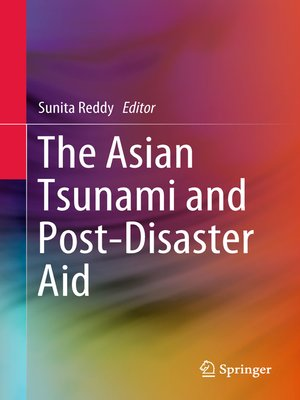 cover image of The Asian Tsunami and Post-Disaster Aid