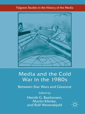 cover image of Media and the Cold War in the 1980s