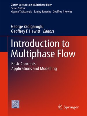 cover image of Introduction to Multiphase Flow