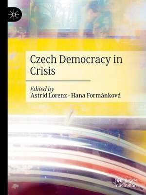 cover image of Czech Democracy in Crisis