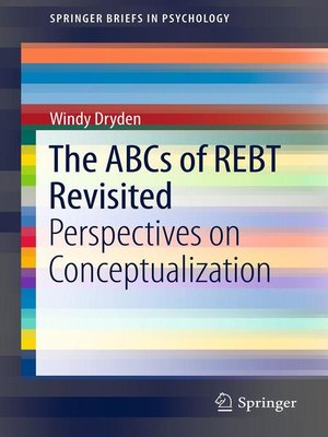 cover image of The ABCs of REBT Revisited