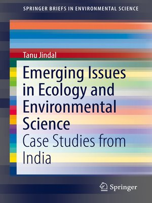 cover image of Emerging Issues in Ecology and Environmental Science
