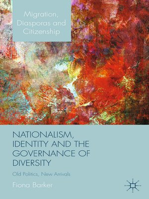 cover image of Nationalism, Identity and the Governance of Diversity