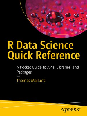 cover image of R Data Science Quick Reference